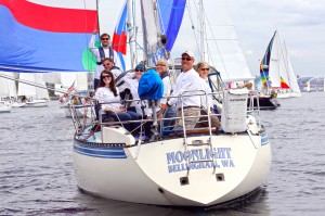 Bellingham Bay Leukemia Cup Regatta