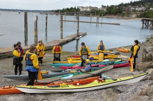 SK 102: Wet Exit and Recovery Clinic  @ Community Boating Center - Bellingham Bay | Bellingham | Washington | United States