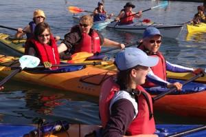 Friday Ferry Flotilla @ Community Boating Center - Bellingham Bay | Bellingham | Washington | United States