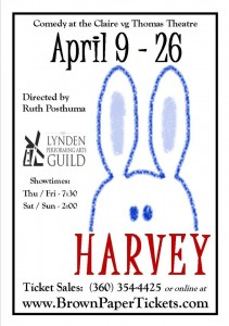 Harvey @ The Claire vg Thomas Theatre | Lynden | Washington | United States