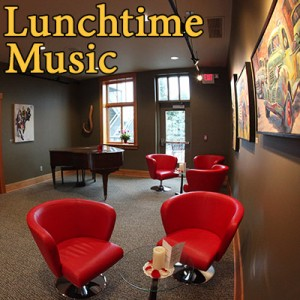 Lunchtime Music in the Piano Lounge   @ Jansen Art Center | Lynden | Washington | United States