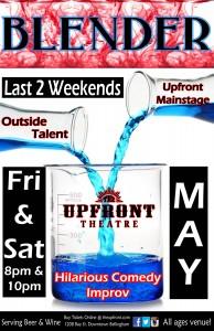 Blender @ The Upfront Theatre | Bellingham | Washington | United States