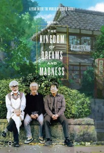 """Movie: """"The Kingdom of Dreams and Madness"""" @ Pickford Film Center 