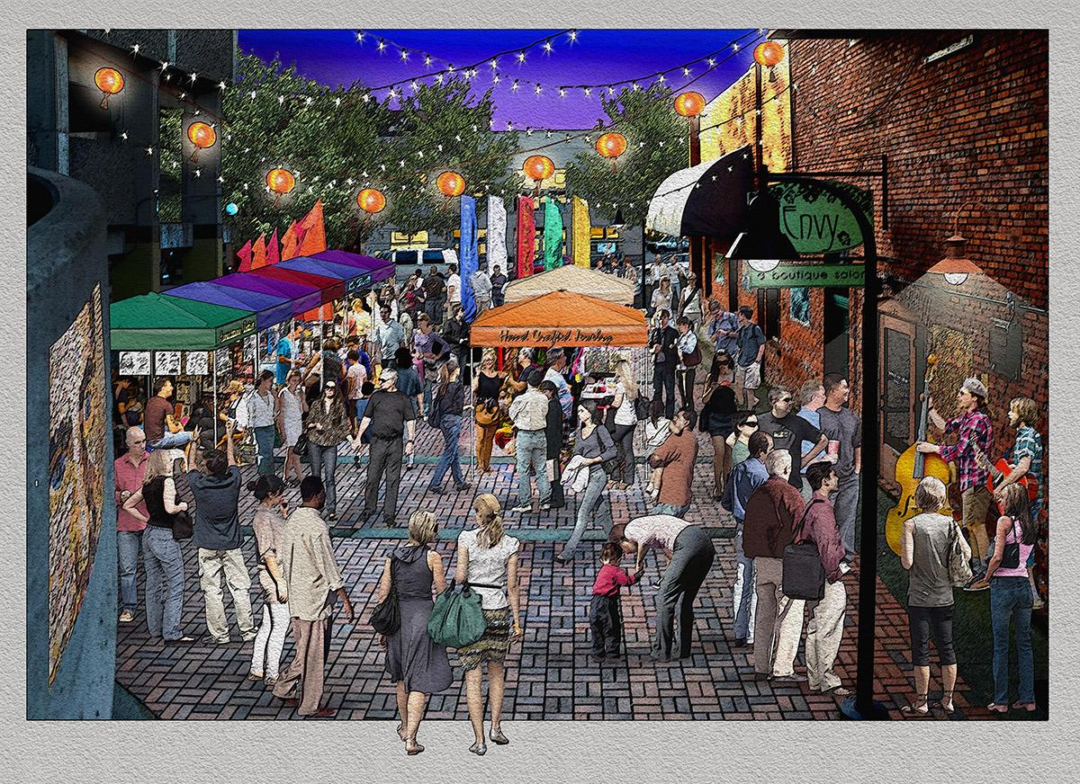 new commercial street night market seeks vendors