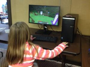 Minecraft @ The Foundry Makerspace | Bellingham | Washington | United States