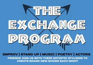 Improv Comedy: The Exchange Program @ The Upfront Theatre | Bellingham | Washington | United States