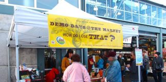 Bellingham Farmers Market, Demo Days