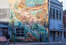 Whatcom County murals