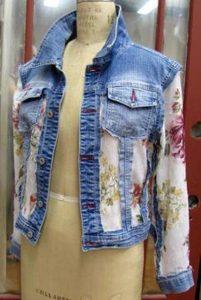Denim Jacket Redo @ Social Fabric | Bellingham | Washington | United States