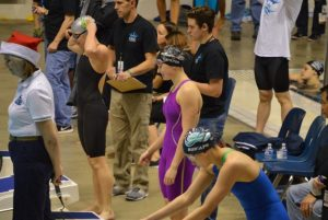 BBST had much to be proud of at the Sr. State Championships. Photo courtesy: Bellingham Bay Swim Team.
