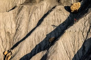 Rogel captured this mountain biker cruising down the rocks in Green River, Utah. Photo credit: Rogel Media.