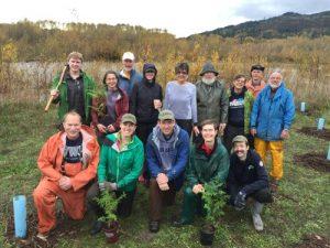 Whatcom Land Trust Work Party - Fenton Nature Reserve @ Fenton Nature Reserve   Custer   Washington   United States