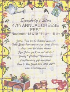 47th Annual Cheese Fest @ Everybody's Store | Deming | Washington | United States