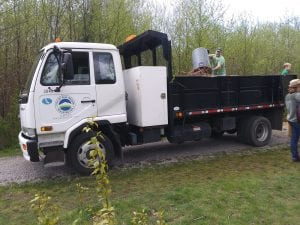 Comcast Parks Dept Vehicle