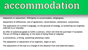 """Accommodation"" Performance Dates January 16, 21 and 25 @ Bellingham Theatre Guild"
