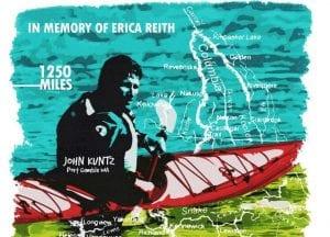 Recreation Northwest Presents: Eri's Adventure Project @ Moondance Sea Kayak Adventures