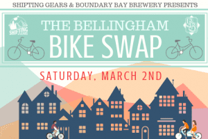 The Bellingham Bike Swap @ The Mountain Room at Boundary Bay