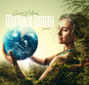 Mother Earth With Becky Billock On Piano @ First Congregational Church of Bellingham