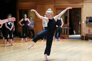 Contemporary Dance Class @ Firehouse Arts & Events Center