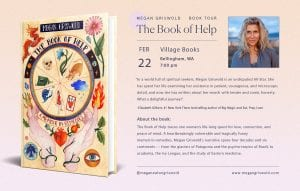 Megan Griswold book event at Village Books - 7:00 pm @ Village Books