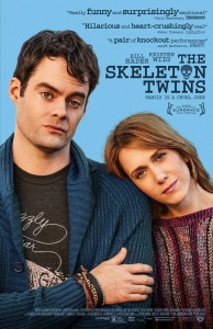 """Skeleton Twins"" premiers at the Pickford Film Center on Friday, Oct. 10."