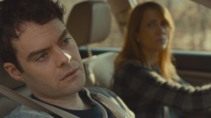 "Former ""Saturday Night Live"" stars Bill Hader and Kristen Wiig star in Johnson's film, ""Skeleton Twins."""