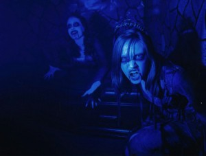 Get ready to scream at the Scream Fair Haunted House.