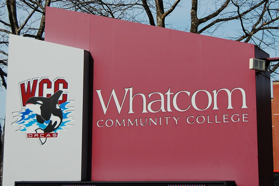 Whatcom Community College, home of the Orcas.