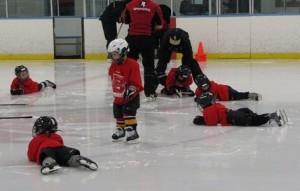 youth hockey bellingham
