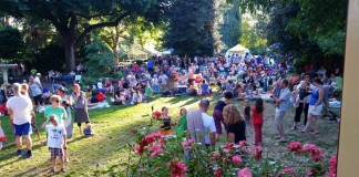 elizabeth park summer concert