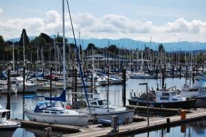 boating whatcom county