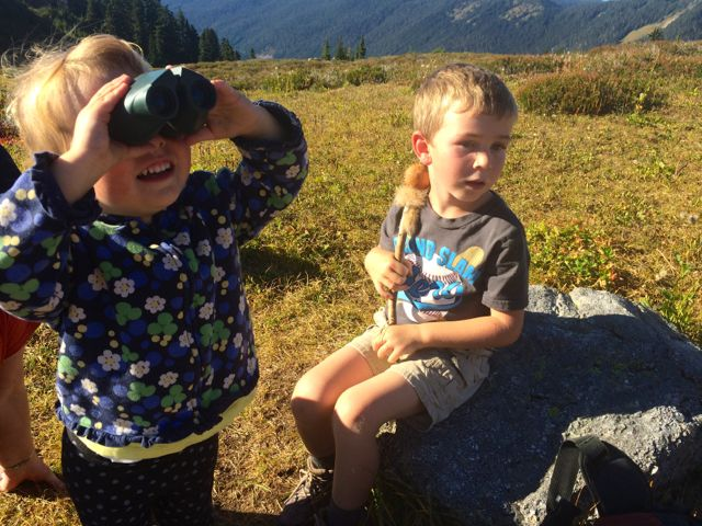 hikes with kids bellingham