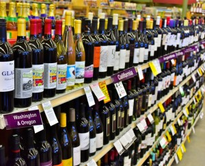 Among other things, Terra prides itself on having a premier selection of wine and beer. Photo courtesy: Terra Organic and Natural Foods.