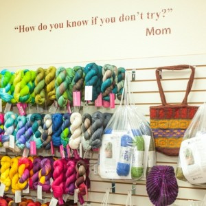 Whatcom County knitter and crocheters are lucky to have a wide variety of products and expertise available to them locally.