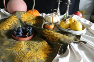 Many of the items Margot Myers produces are made with organic fibers. Photo courtesy: Margotbianca.