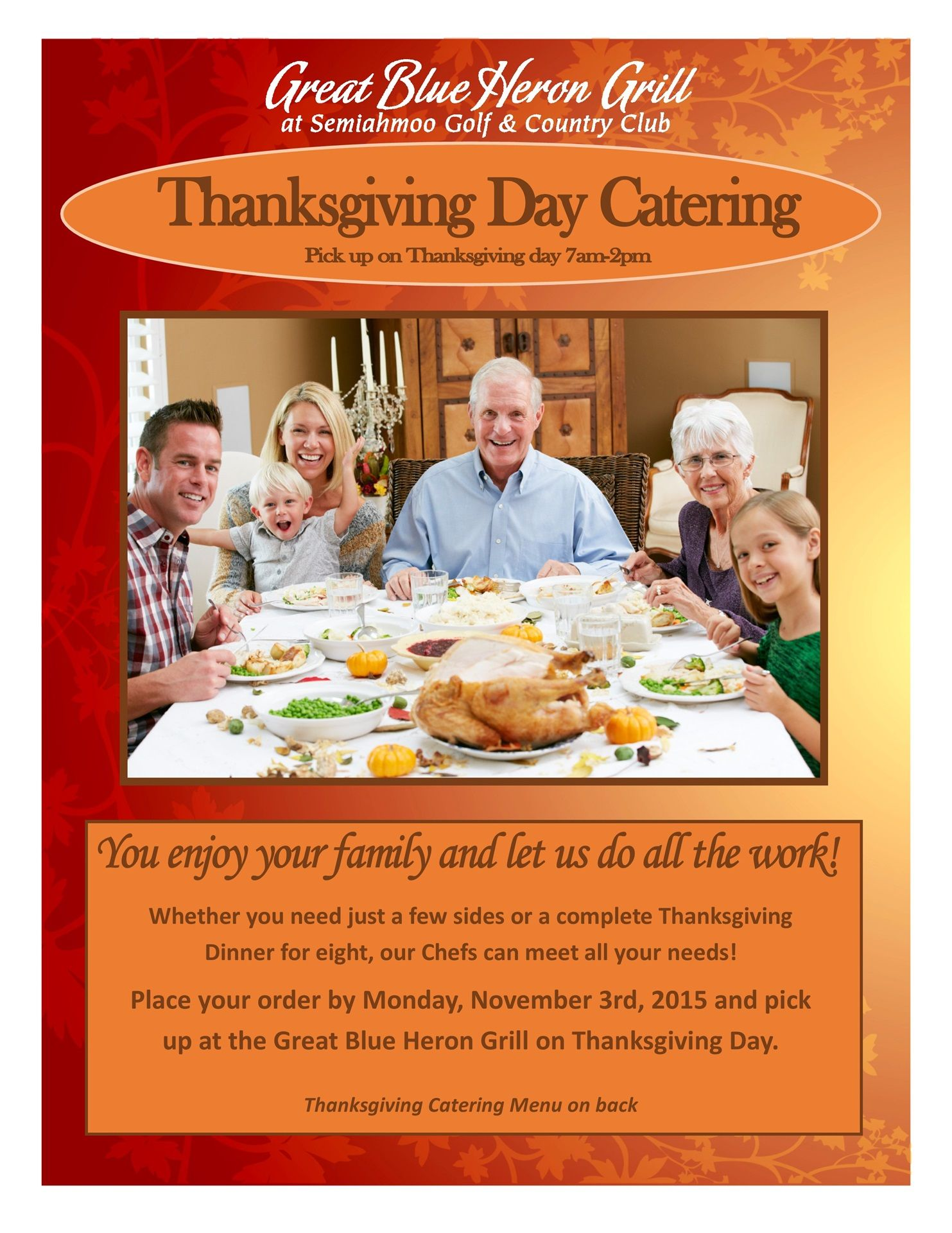 Gbhg Thanksgiving Catering Page Whatcomtalk