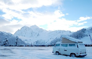 Yuki Shepherd camper van