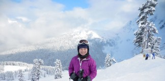 Yuki Shepherd Mount Baker