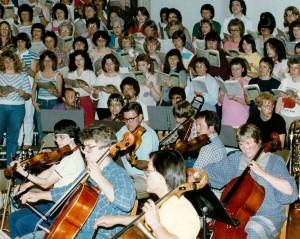 Whatcom Symphony Orchestra, 1980