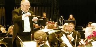 Whatcom Symphony Orchestra, Conductor Roger Briggs