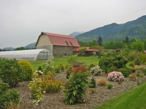 Cloud Mountain Farm Center