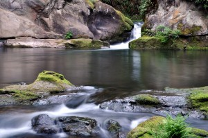 Whatcom Whirlpool Falls