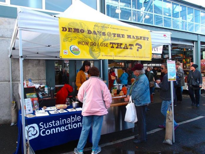 Bellingham Farmers Market, Demo Days