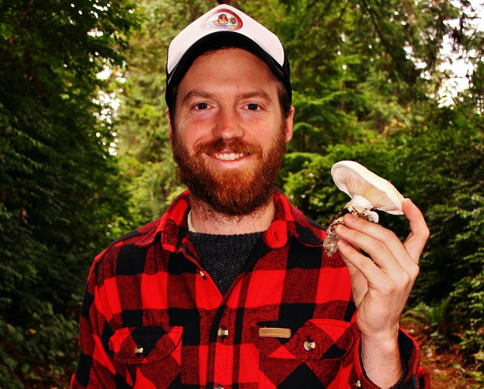 Cascadia Mushrooms