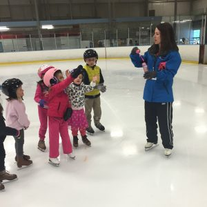Bellingham Sportsplex Learn to Skate