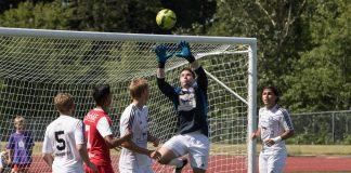 Bellingham United goalee
