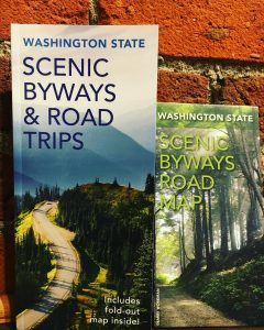 Visitors Guide Publications produces the free Washington State Scenic Byways and Road Trips guide and map. Photo courtesy: Scenic Washington.