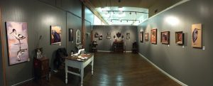 The Allery is a brand new gallery in downtown Bellingham, bringing local art and handmade goods to shoppers this holiday season. Photo courtesy: The Allery.