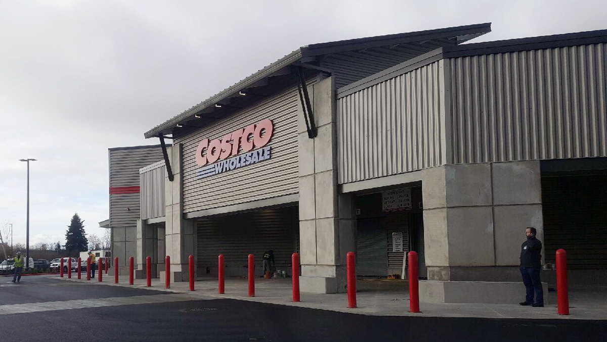 Costco Relocates to New Building in Bellingham on Saturday