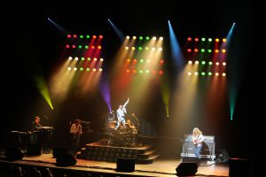 Relive a classic Queen concert at MBT with Gary Mullen and the Works. Photo courtesy: Mount Baker Theatre.